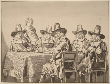 Directors of the Orphan Asylum of Haarlem