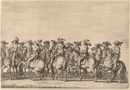 Entry of Marie de Medici into Amsterdam [plate 3 of 6]