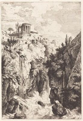 Temple of the Sibyl, Tivoli