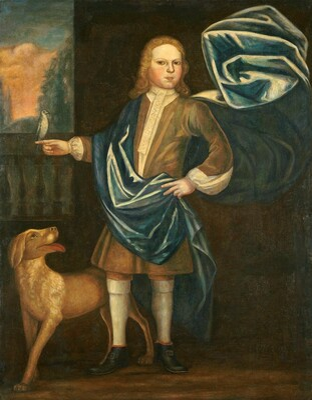 Boy of the Beekman Family