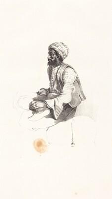 Seated Turk