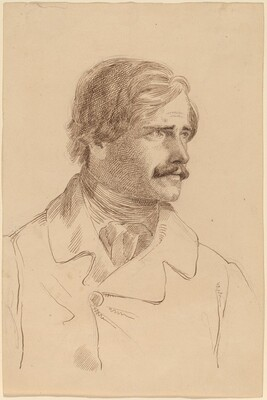 The Artist's Brother - Richard Greenough (?)