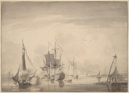 Harbor Scene