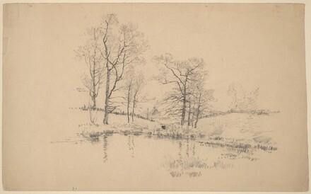Meadow Pond, New York