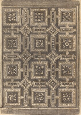 Ornamental Design for Coffered Ceiling