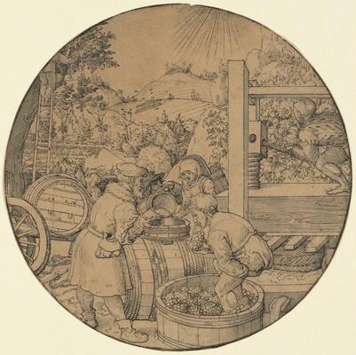 The Wine Harvest (September)