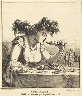 Madame Gargantua