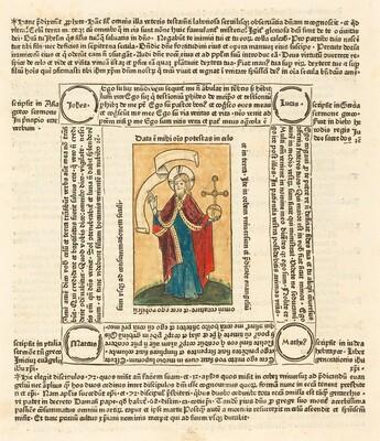 Christ as Salvator Mundi
