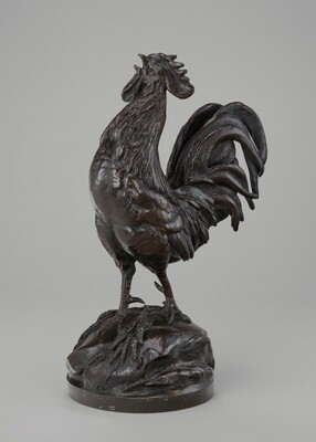 French Cock Crowing