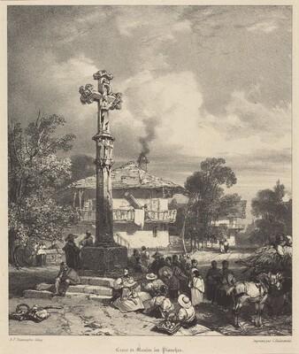 Croix de Moulin-les-Planches