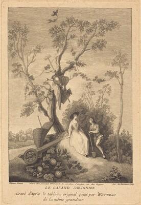 Le Galand Jardinier (The Gallant Gardener)