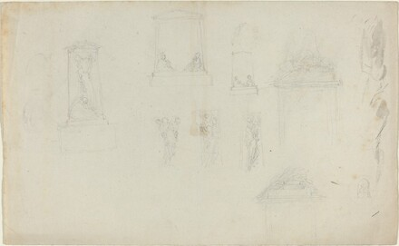 Studies for a Monument