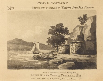 Lime Kilns, View in Cumberland