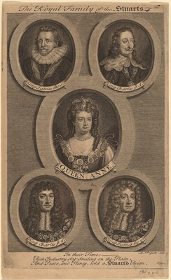 The Royal Family of the Stuarts