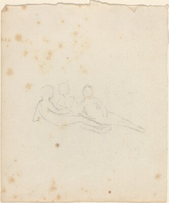 Three Reclining Female Figures