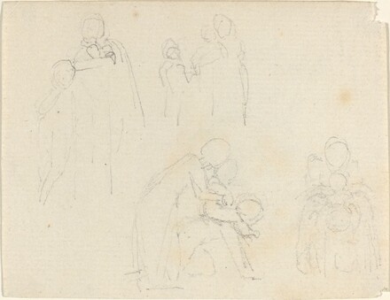 Four Groups of Figures