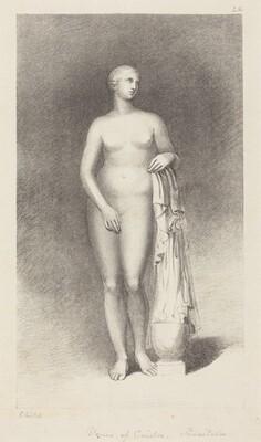 Venus of Cnidos, by Praxiteles