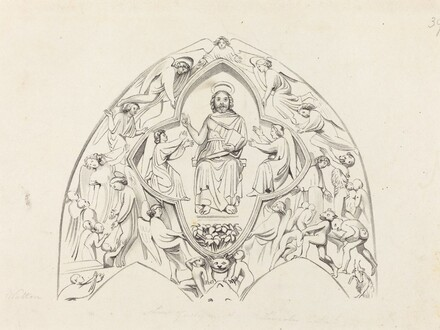 Last Judgment, Lincoln Cathedral