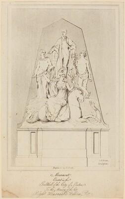 Monument to William Pitt