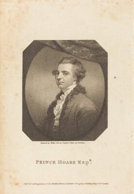 Prince Hoare Esq.