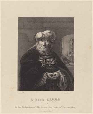 A Jewish Rabbi