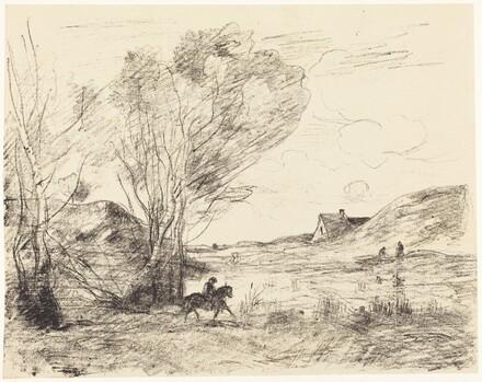 The Rider in the Reeds (Le Cavalier dans les roseaux)
