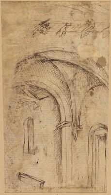 Gothic Vault [verso]