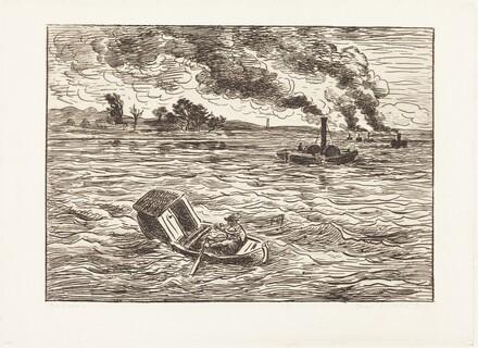 Steam Boats (Les Bateaux a vapeur)
