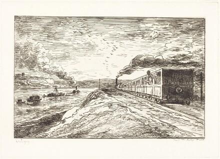 The Departure (Le Depart)