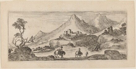Landscape with Castle