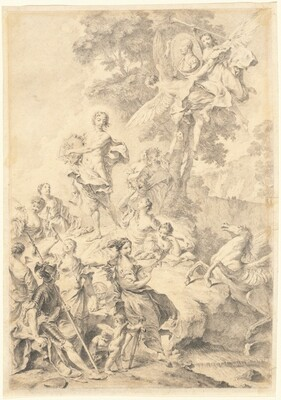 Apollo, the Muses, and Mars: In Praise of Tasso