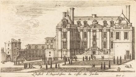 L'hostel d'Angoulesme