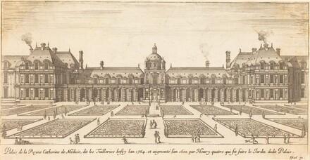 Palais de la Reyne Catherine de Medicis