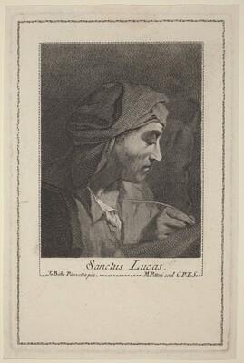 Sanctus Lucas