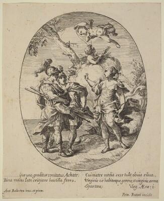 Venus Appearing to Achilles