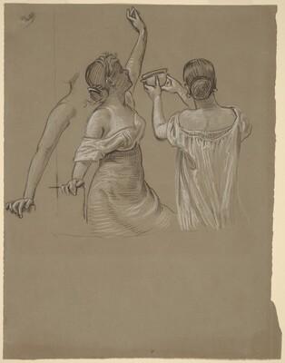 Dionysian Revelers