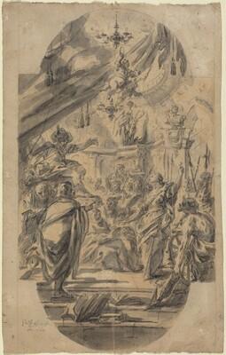 The Disputation of Saint Catherine of Alexandria
