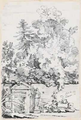 Entrance to a Walled Garden