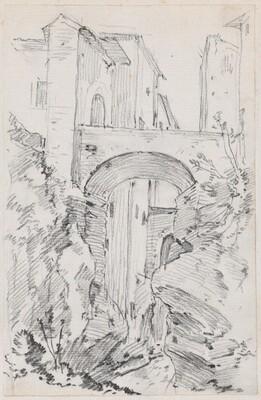 A High Bridge in Tivoli
