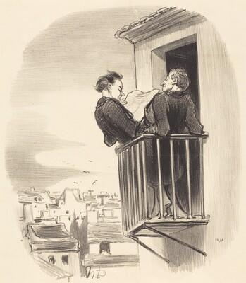 Comment on comprend le balcon Espagnol a Paris