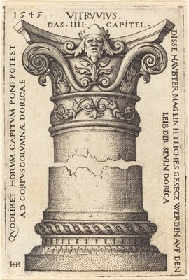 Capital and Base of a Column