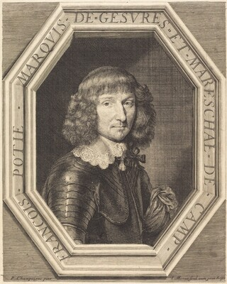 Francois Potier, marquis de Gevres