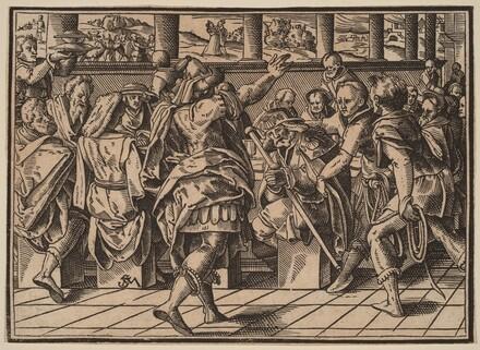 The Martyrdom of Saint James (?)