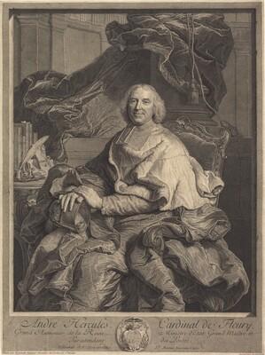 André Hercules, Cardinal de Fleury