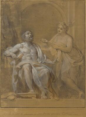 Homer and Calliope