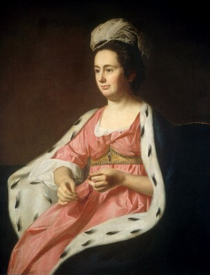 Abigail Smith Babcock (Mrs. Adam Babcock)