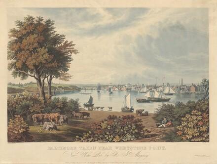Baltimore Taken near Whetstone Point