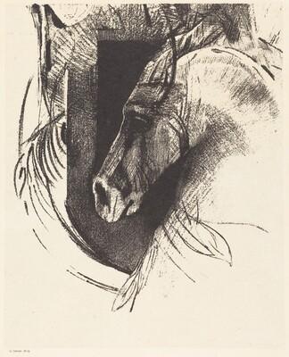 Le Coursier (The Race Horse)