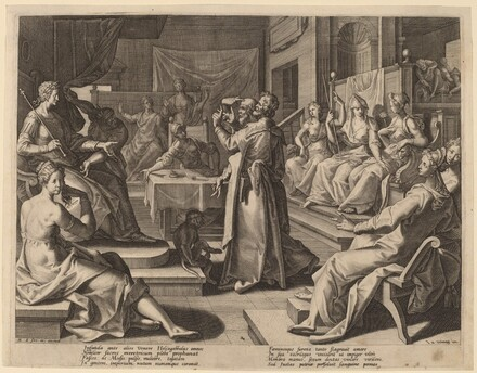 Heliogabalus and the Wise Women