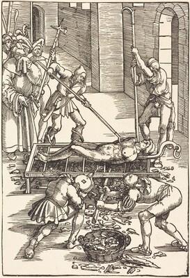 Martyrdom of Saint Lawrence